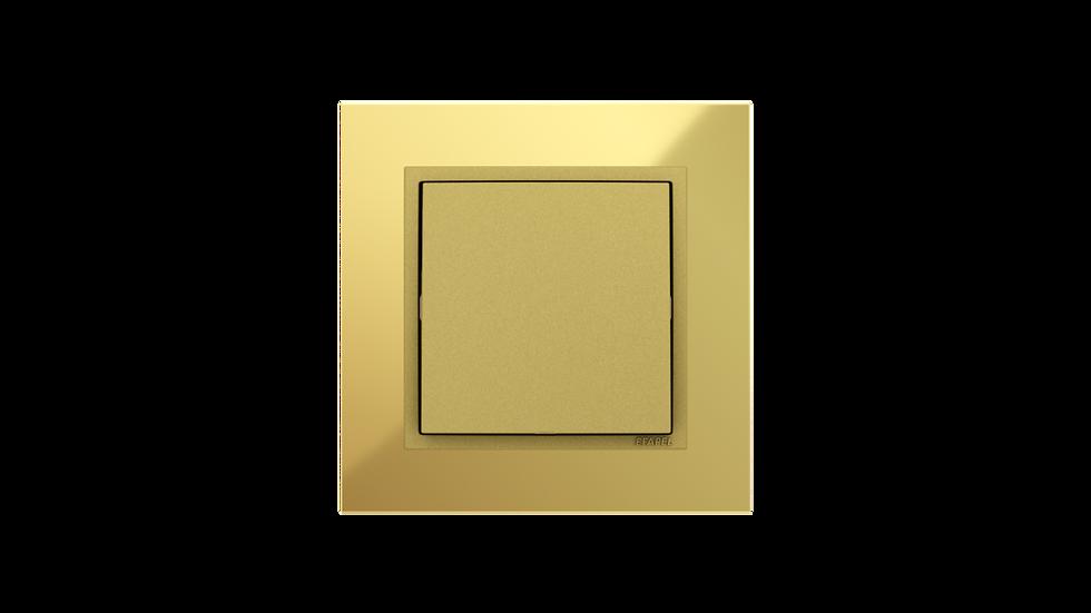 Металл/Золото-Золотистый