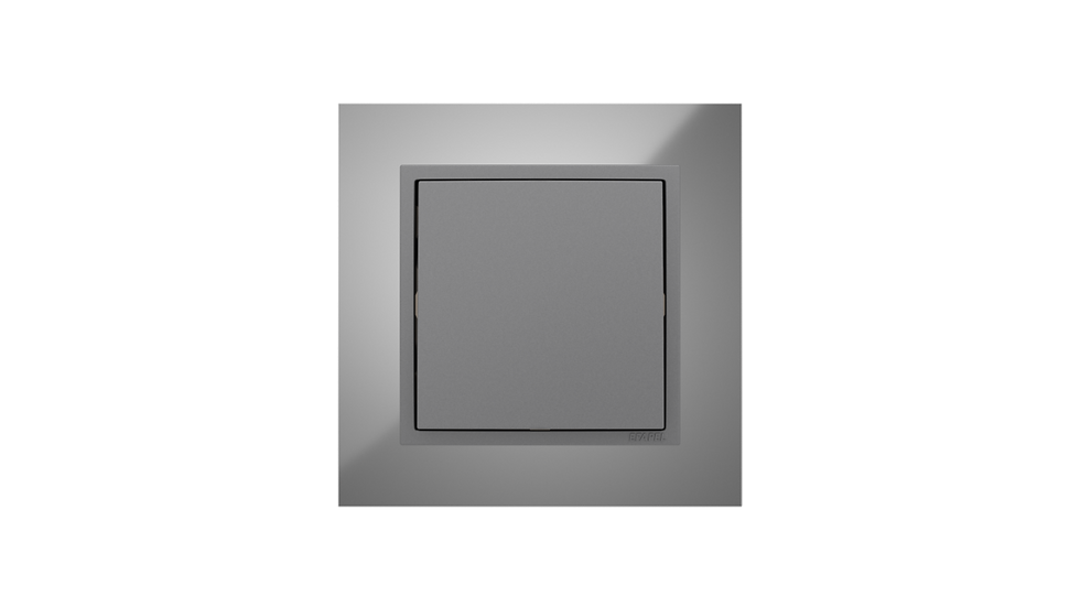 Металл/Хром-Серый