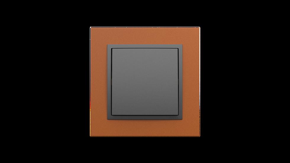 Анимато/Тёмно-оранжевый-Серый