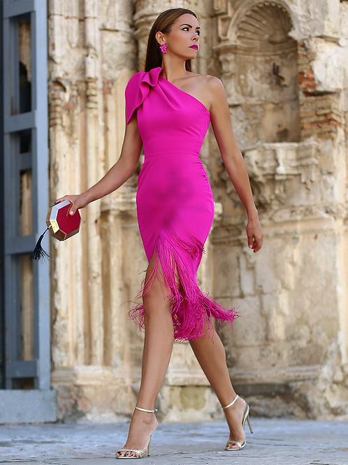 Rojena dress pink