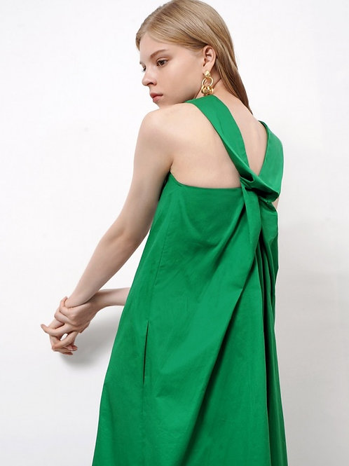 Knot maxi dress