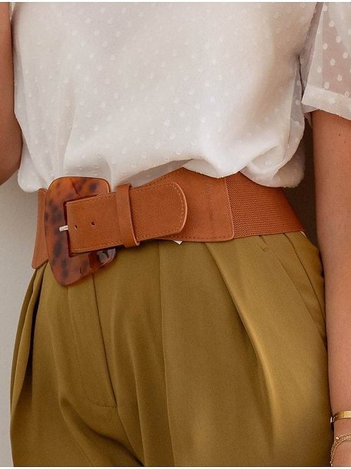 Camel elastic belt