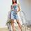 Thumbnail: skirt denim bi color