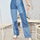 Thumbnail: patched jeans