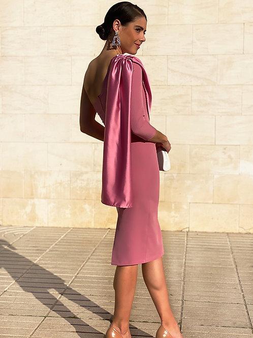 Valentina dress pink