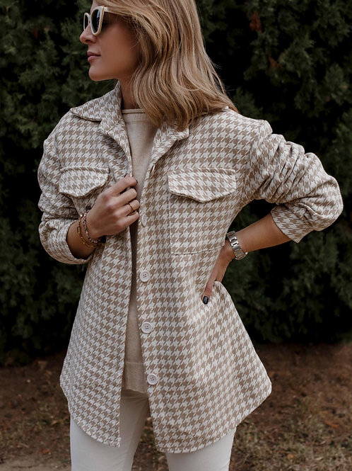 Trendy you Buttoned outer