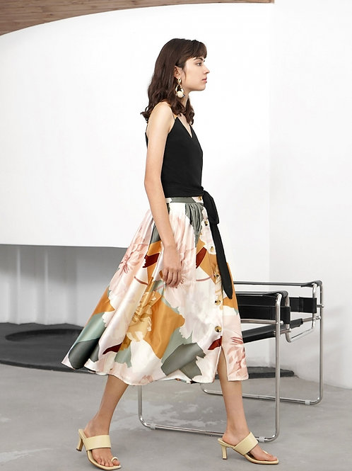 Poetry Strapped Dress