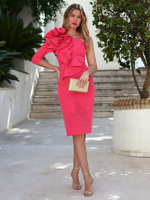 Diane dress rosa