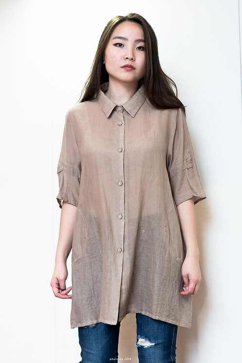 relaxed design japan quality shirt