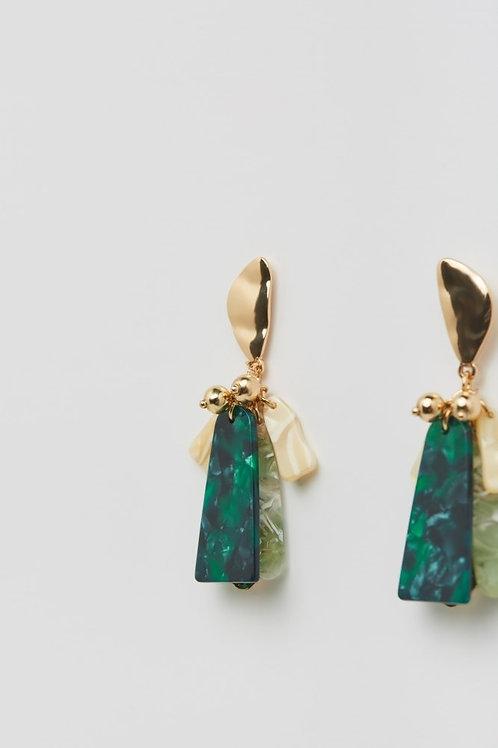 Queen Nour earrings