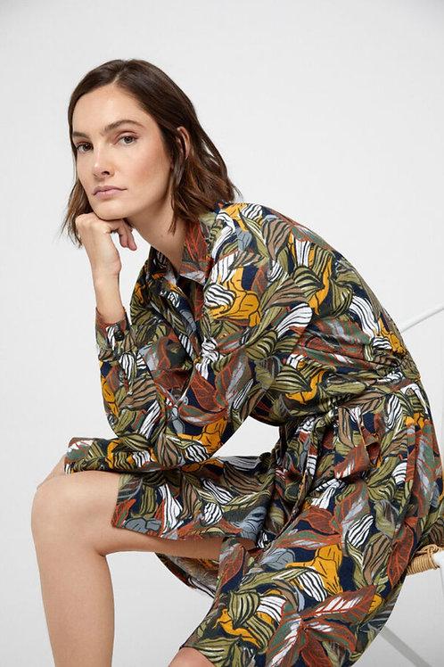 Print casual comfort stylish dress