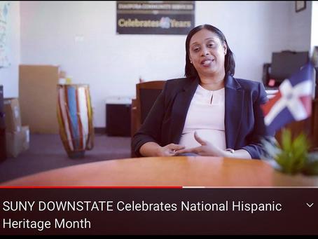 SUNY Downstate Celebrates National Hispanic Heritage Month