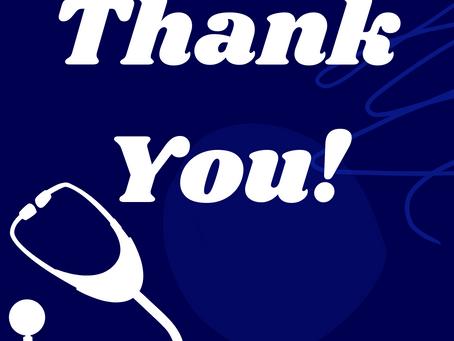 Diversity Committee Speaker Series: Thank You!