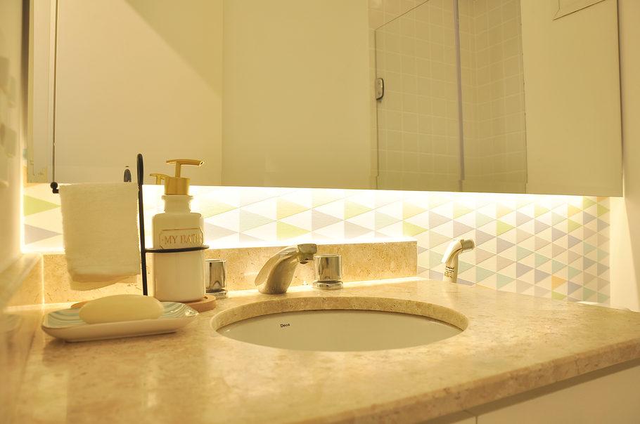projeto lavabo