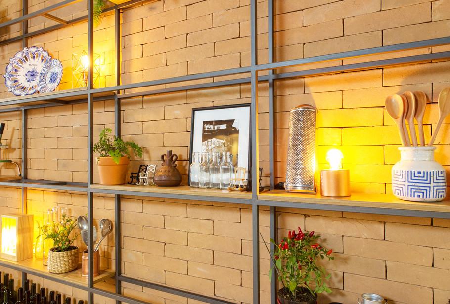 decoração bar