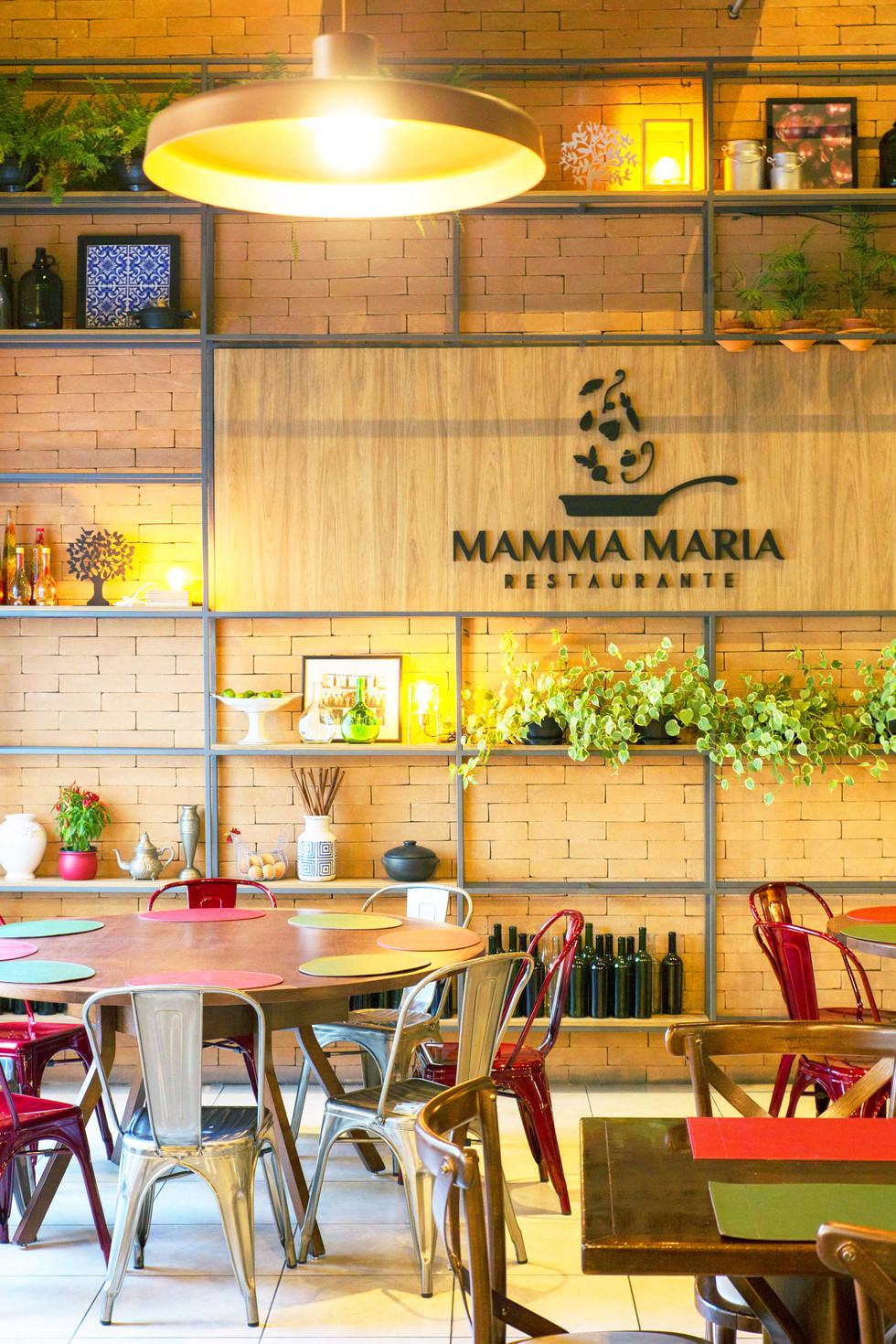 projeto restaurante