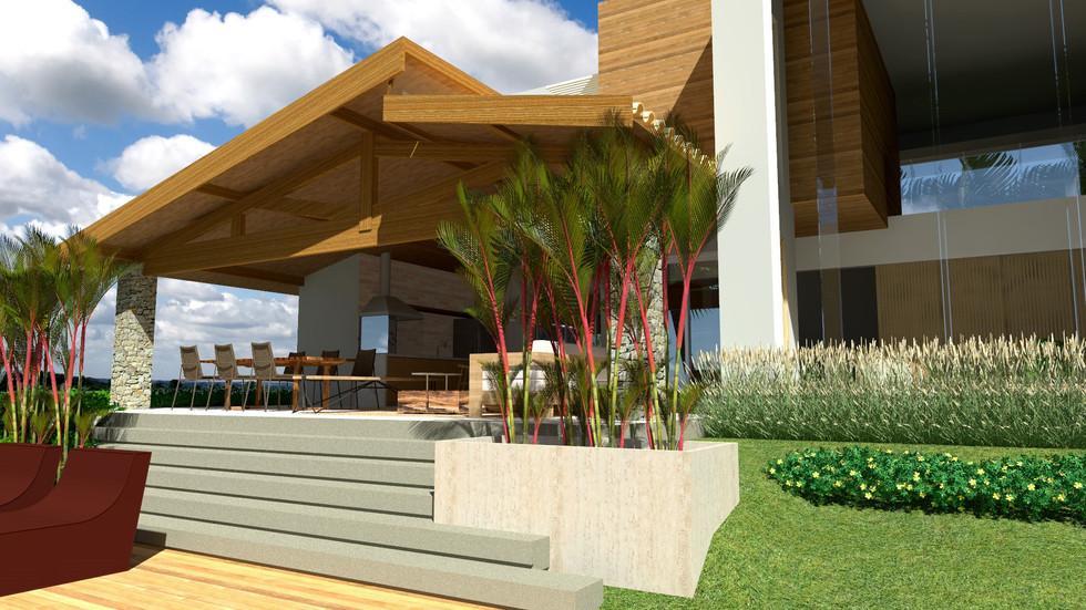projeto residencial campinas