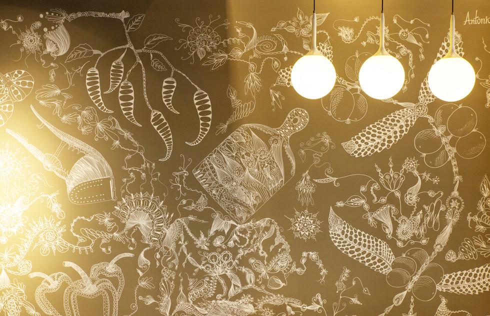 decoração café campinas