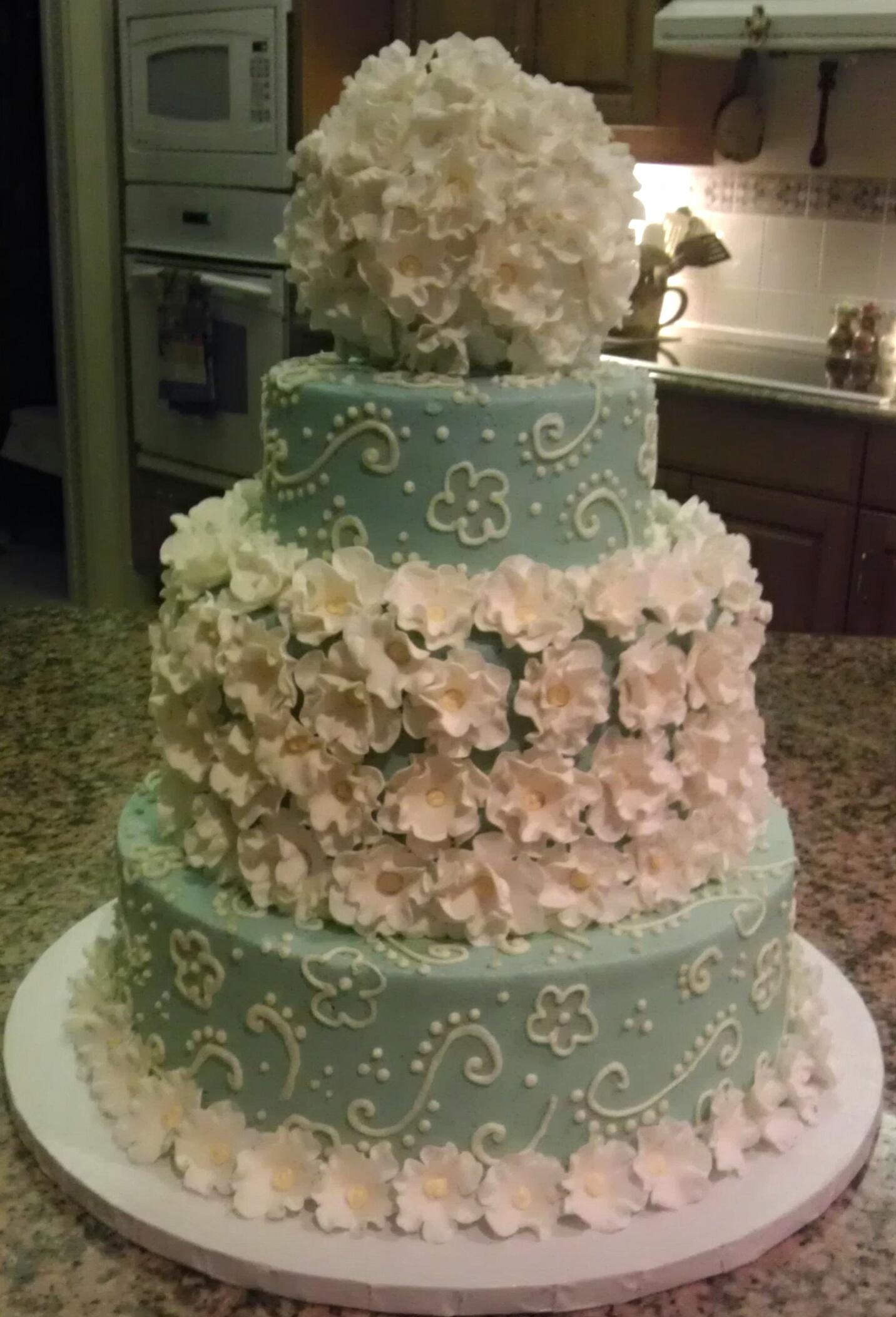 Gardenia Cake