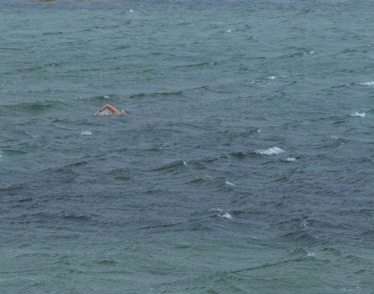 Wild swimming in the Outer Hebrides