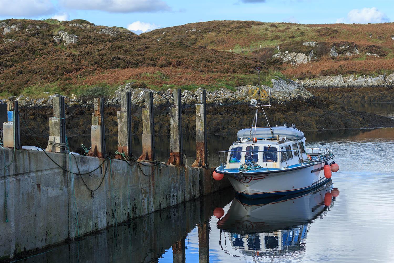 Lady Anne boat
