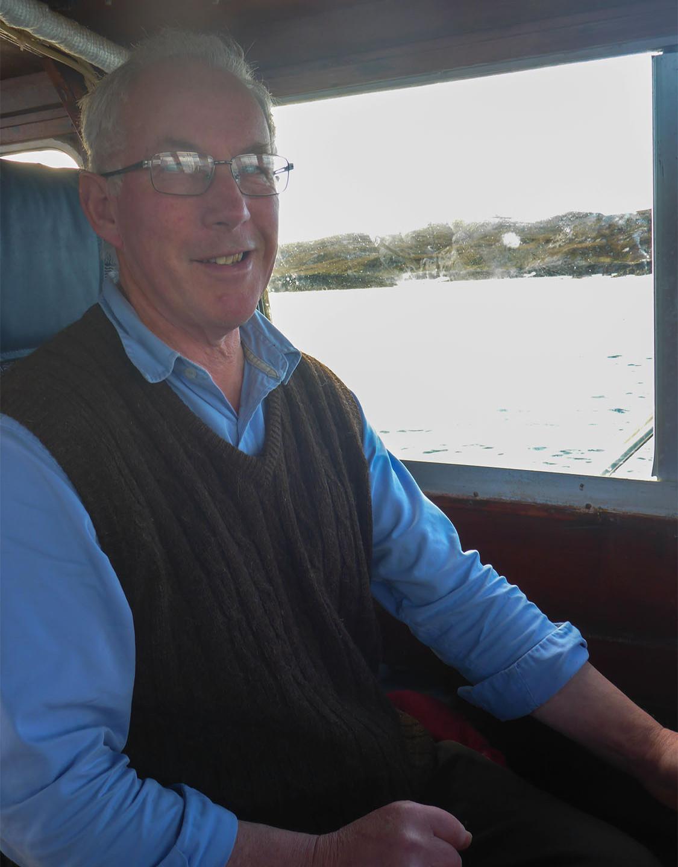 Nick Ingledew, Lady Anne boat trips
