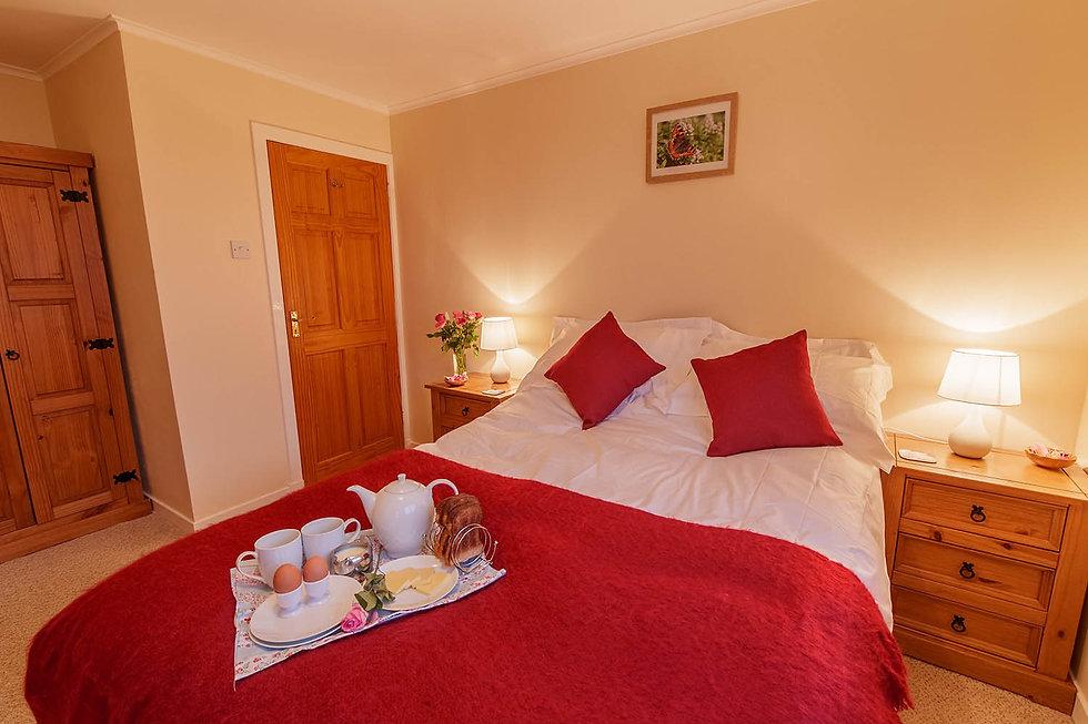 Double en-suite room, Balranald Bay View