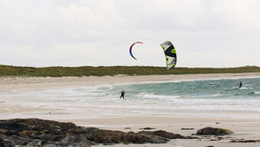 Kite Surfing Paradise