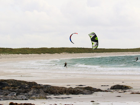 Kite Surfing Paradise