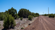 SOLD! - Easy Access 1.04 Acres with Power Nearby, Concho AZ - #311