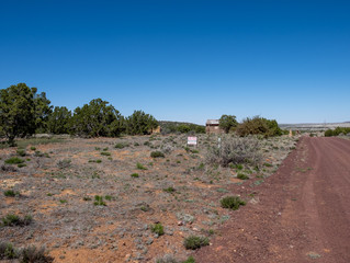 SOLD! 1.04 acres with power nearby - close to Show Low AZ