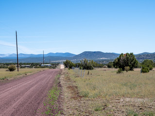 SOLD! - Beautiful Wide Open 2.36 Acres near Concho, AZ - Perk Tested!