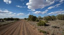 Private 40 acres near Show Low AZ