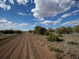 Private 10 / 20 / 40 acres near Show Low AZ