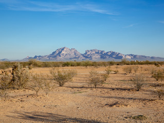 80 Acres Ranch Property just minutes from Tonopah - 506-23-044B