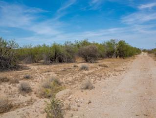 Perfect 40 acre near Goodyear & Quartzite - 304-90-052