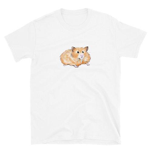 Hamster Short-Sleeve Unisex T-Shirt
