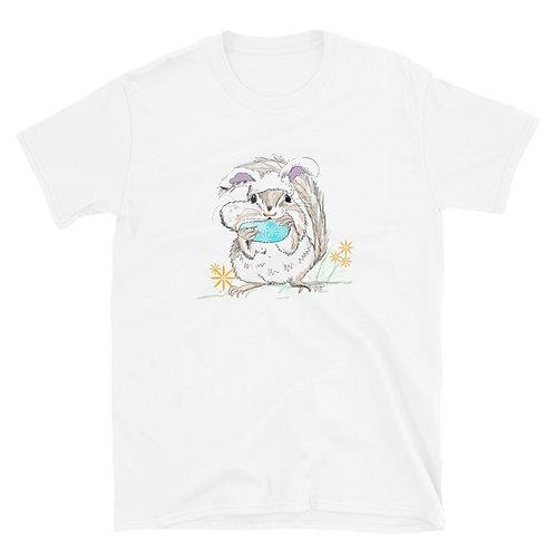 Chipmunk Easter Egg Short-Sleeve Unisex T-Shirt