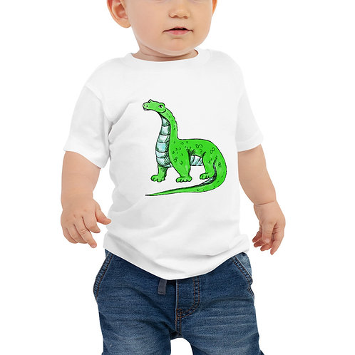 Dinosaur Baby Jersey Short Sleeve Tee
