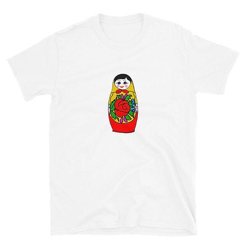 Russian Doll Short-Sleeve Unisex T-Shirt