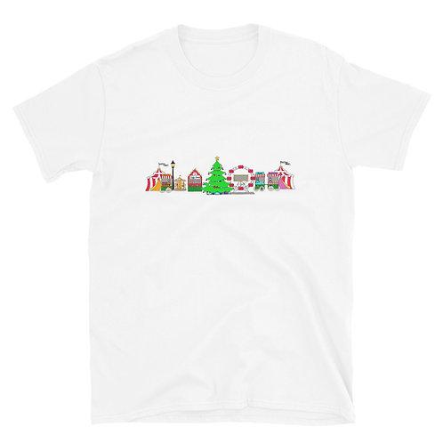 Christmas market Short-Sleeve Unisex T-Shirt