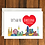 Thumbnail: Let's Go to Barcelona greeting card A6