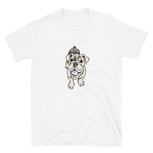 Dog Short-Sleeve Unisex T-Shirt