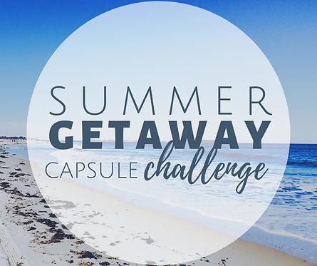 ALD Summer Getaway Capsule Planner