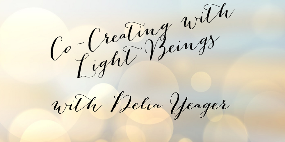 Co-Creating with Light Beings