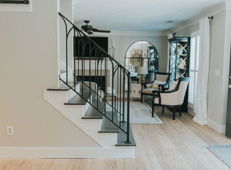 Stairs Renovation - Amazing Before/After