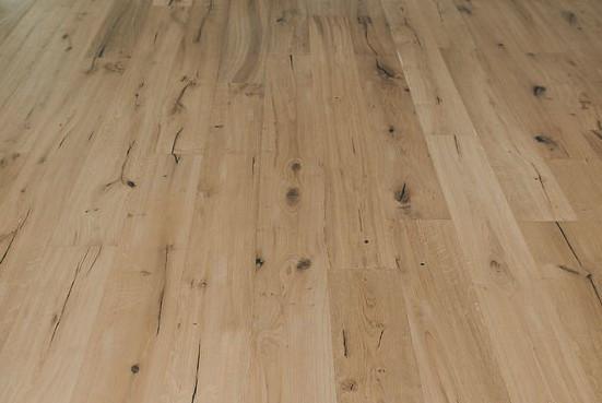 European White Oak Wood Floors