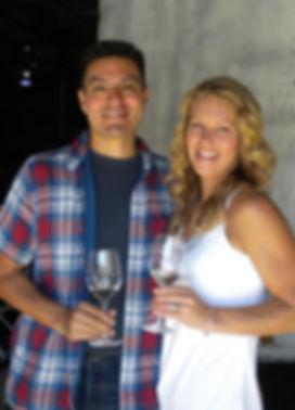 Owners Alfred & Lisa Mesa