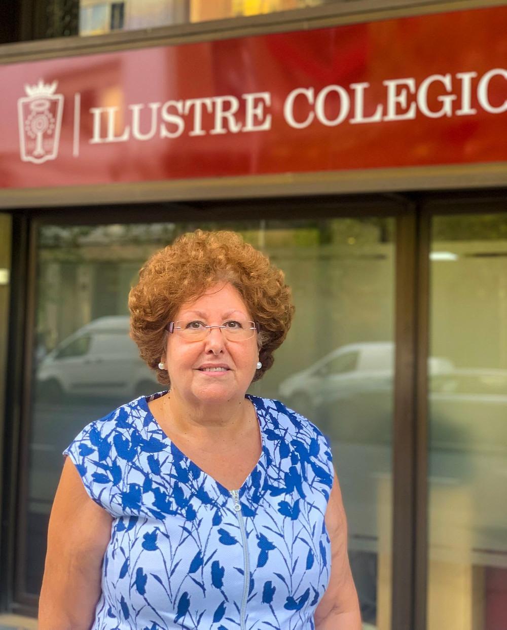 Begoña Martínez Álvarez Abogada, experta en Derecho de Familia y casos de Violencia de Género. Lidera el Despacho Ópera Abogados, ubicado en el Centro de Madrid.