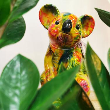 Tirelire Koala